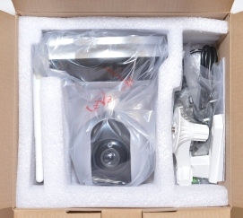 Annke® SP5 H.264 720P 1.0 Mega-Pixel HD Wi-Fi Network IP Camera.